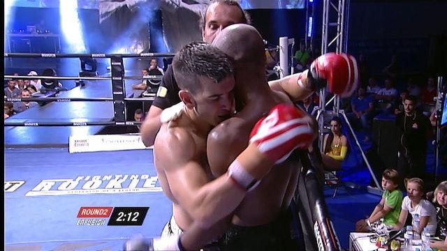 Enfusion #07  Abraham Roqueni (ESP) vs Elam Ngor (SEN) 13.07.2013