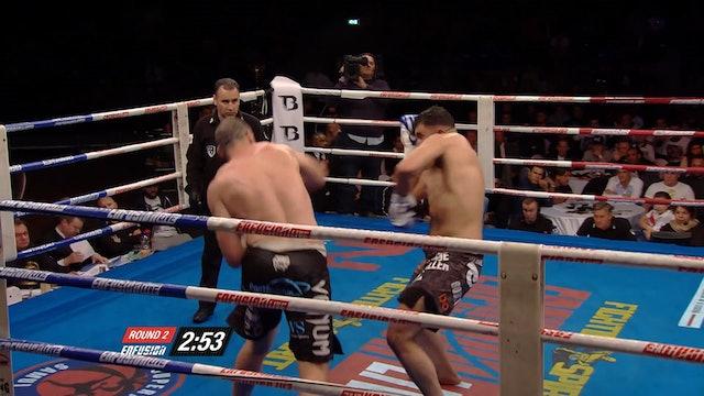 Enfusion #26  Brice Guidon (FRA) vs Hicham Achalhi (MAR) 04.04.2015