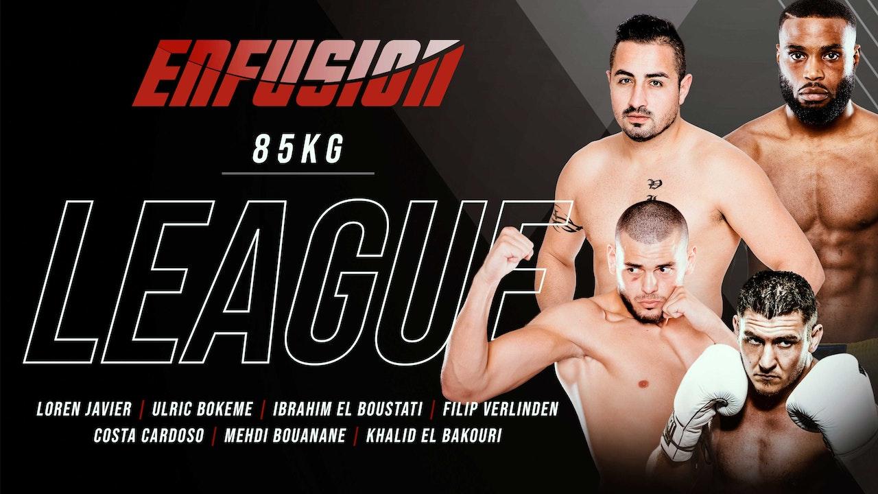 Enfusion League 85 kilo tournament
