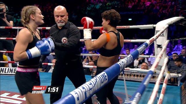 Enfusion #34 Lorena Klijn (NLD) vs Me...