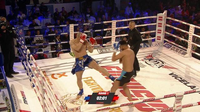 Enfusion #83  Meroine Bounabi (FRA) vs Ivan Bartek (SVK) 27.04.2019
