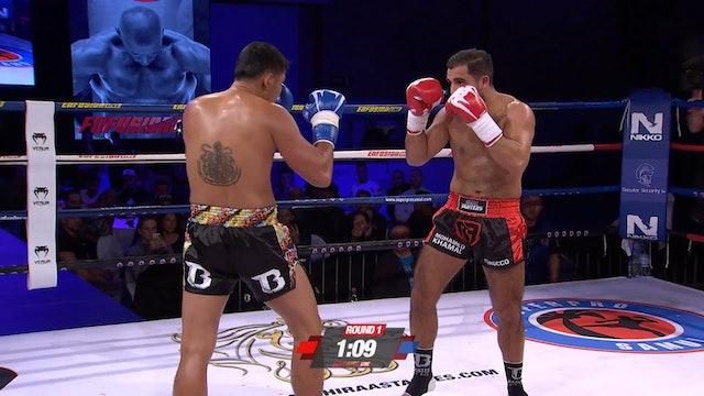Enfusion  #47 Mohamed Khamal (Morocco) vsJomthong Chuwattana (THA) 18.03.2017