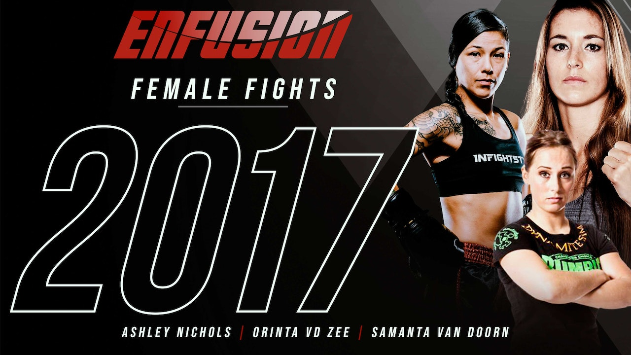 Enfusion Female Fighters from 2017