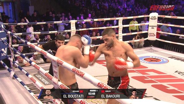 Enfusion #95 - Khalid el Bakouri (MAR) vs Ibrahim el Boustati (MAR) 29.02.2020