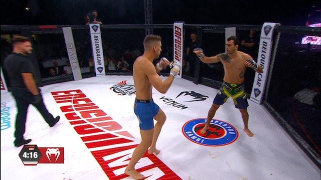ECE #02 - Ivan Slynko (UKR) vs Nuno Faria (PRT) 10.11.2018