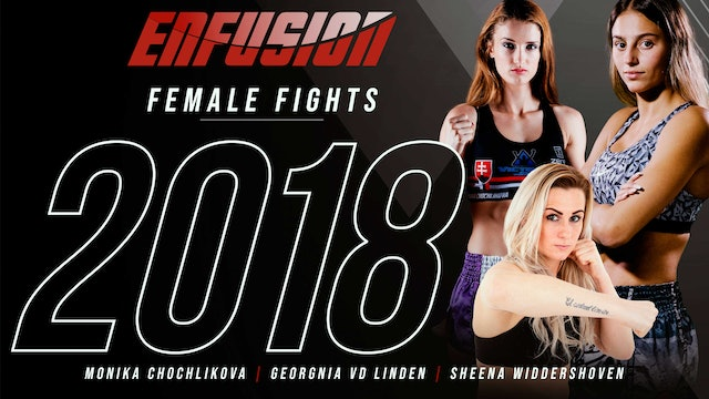 Enfusion Female Fighters from 2018