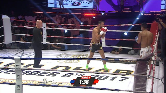 Enfusion #59 Nordin Ben Moh (MAR) vs ...