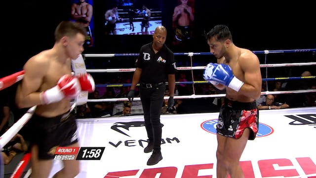 Enfusion #41 Mohammed Jaraya (MAR) vs...