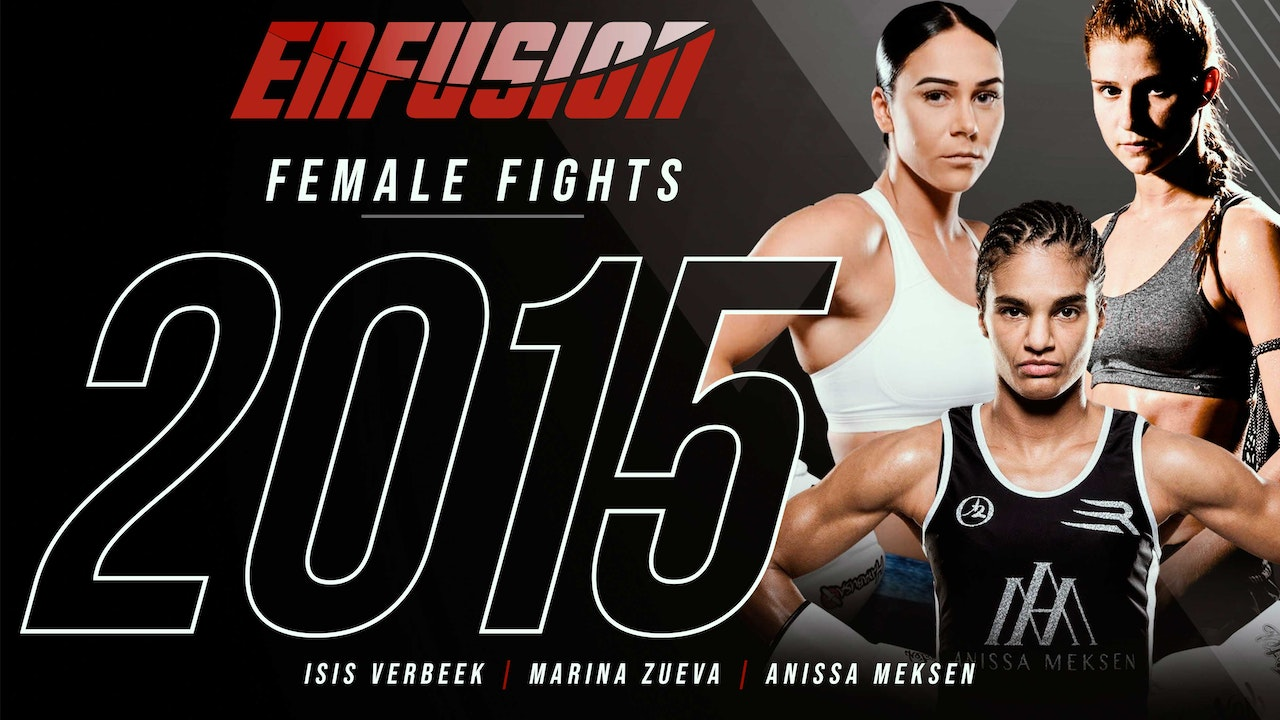 Enfusion Female Fighters from 2015