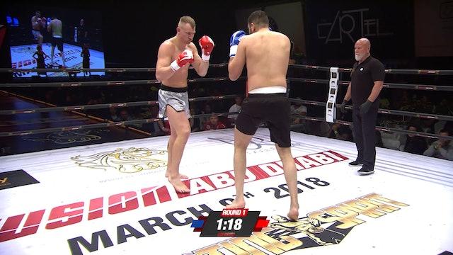 Enfusion #63 Martin Pacas (SVK) vs Hicham Achalhi (MAR) 09.03.2018
