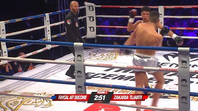 Enfusion #57 Zakaria Tijarti (MAR) vs Faycal Ait Ouccime (BEL) 02.12.2017