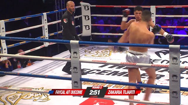 Enfusion #57 Zakaria Tijarti (MAR) vs...