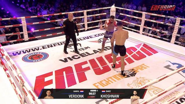 Enfusion #88 Bahez Khoshnaw (NLD) vs...