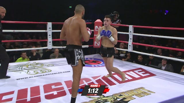 Enfusion  #46 Nordin Ben Moh (MAR) vs...
