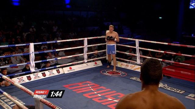 Enfusion #21 Enrico Rogge (DUE) vs Fabio Kwasi (NLD) 04.10.2014