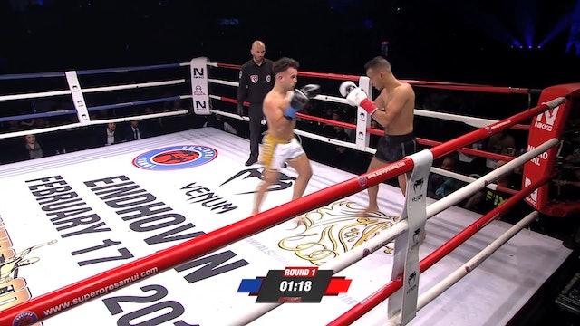 Enfusion #62  Soufiane Kaddouri (MAR) vs Baris Karabas (TUR) 17.02.2018