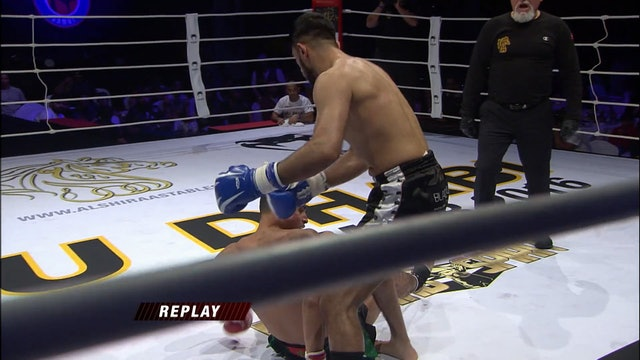 Enfusion #45  Mohamed Didouh (MAR) vs Naqqash Khan (PAK) 09.12.2016