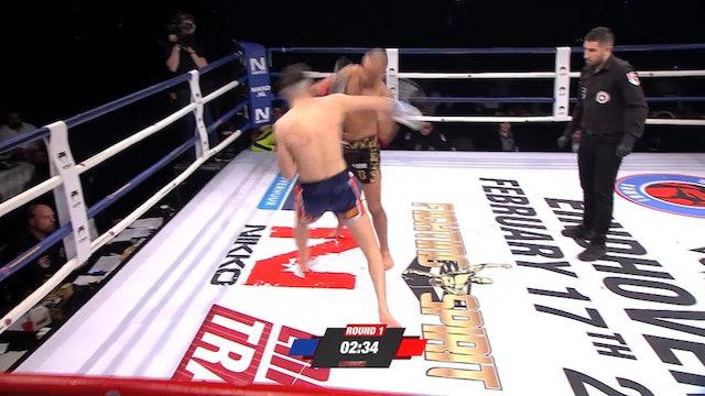 Enfusion #62 Ismael Benali (MAR) vs Engin Kutuk (TUR) 17.02.2018