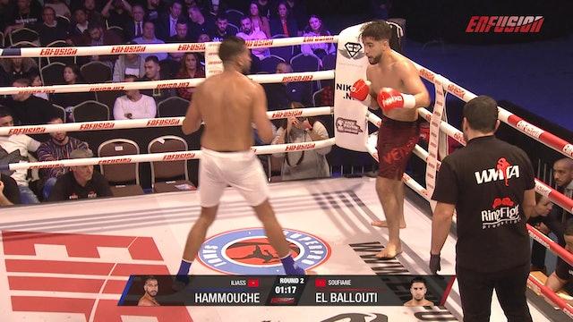 Enfusion #95 Soufiane El Ballouti (MAR) vs Ilias Hammouche (MAR) 29.02.2020