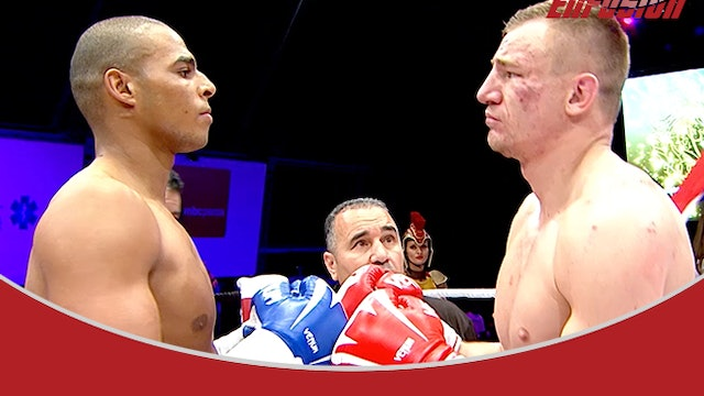 Enfusion #92 Levi Rigters (NLD) vs Martin Pacas (SVK) 06.12.2019