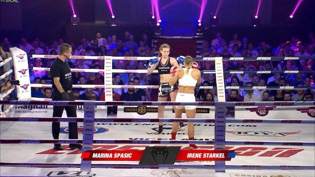 Enfusion #86 Irene Starkel (DEU) vs Marina Spasic (SRB) 28.06.2019