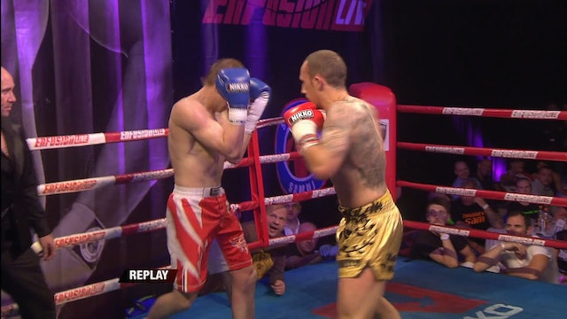 Enfusion  #30  Paul Norton (IRL) vs Tomasz Marcisauskas (LTU) 11.07.2015
