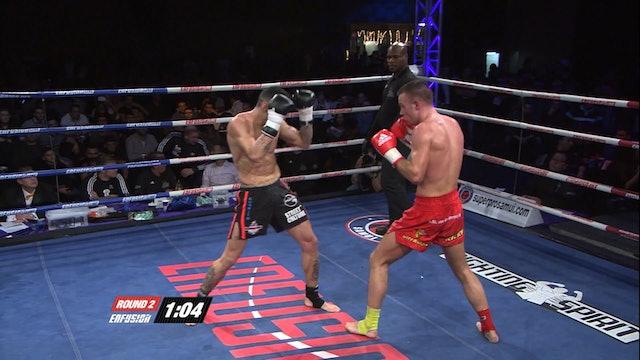 Enfusion #13 Robbie Hageman (NLD) vs David Calvo (ESP) 25.10.2014