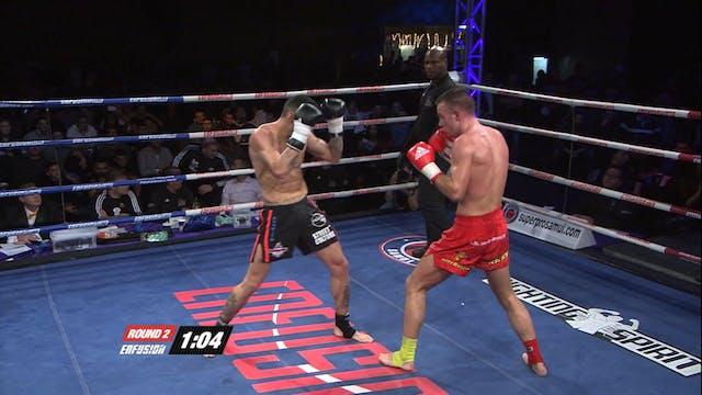 Enfusion #13 Robbie Hageman (NLD) vs ...