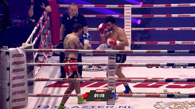 Enfusion #82  Youssef Challouki (BEL) vs Maksym Pleshko (ROM) 13.04.2019