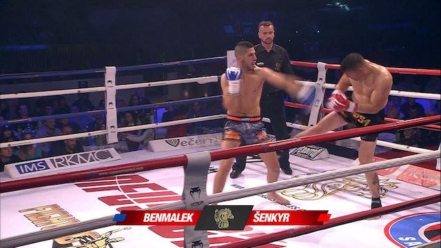 Enfusion #50 Tomáš Šenkýr (SVK) vsYouness Benmalek (BEL) 06.05.2017