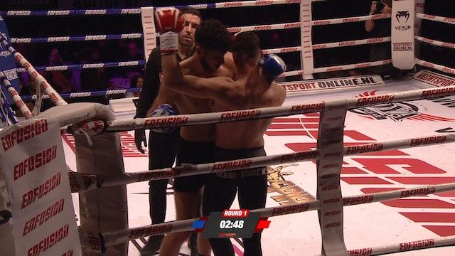 Enfusion #74  Amier Abdulahad (EGY) vs Damian Johansen (NLD) 17.11.2018