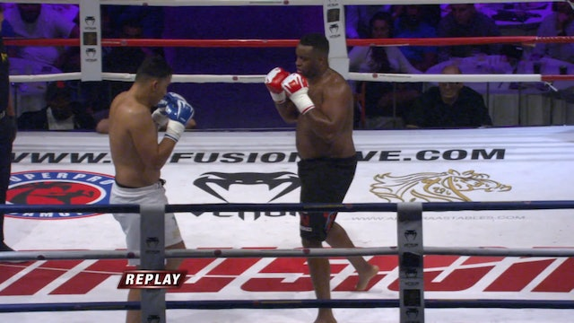 Enfusion#70  Errol Zimmerman (NLD) vs Nidal Bchiri (MAR) 15.09.2018