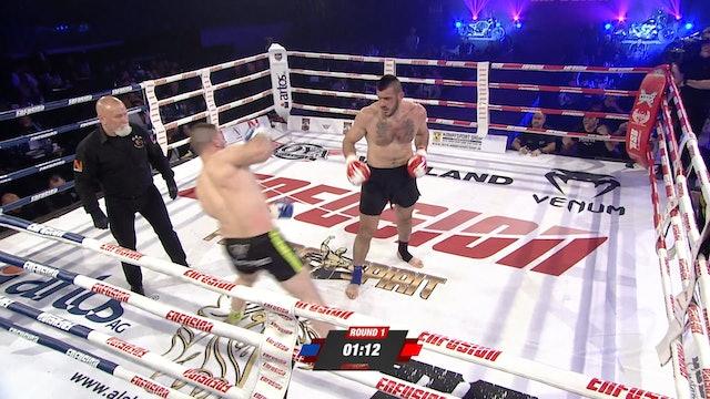 Enfusion #84  Houari Zeghad (FRA) vs Gioannis Stoforidis (GRE) 04.05.2019