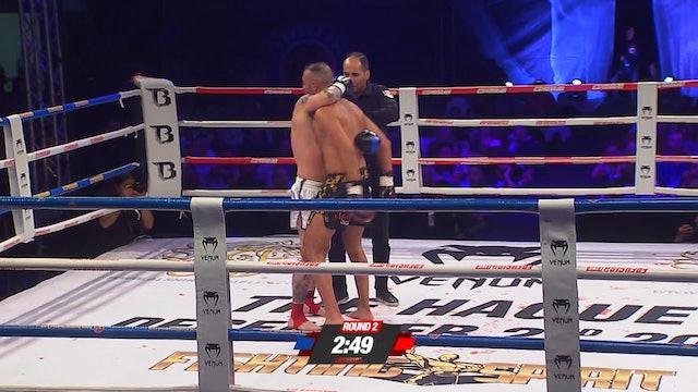 Enfusion #57  Ismael Benali (MAR) vs Juan Javier Barragan (ESP) 02.12.2017