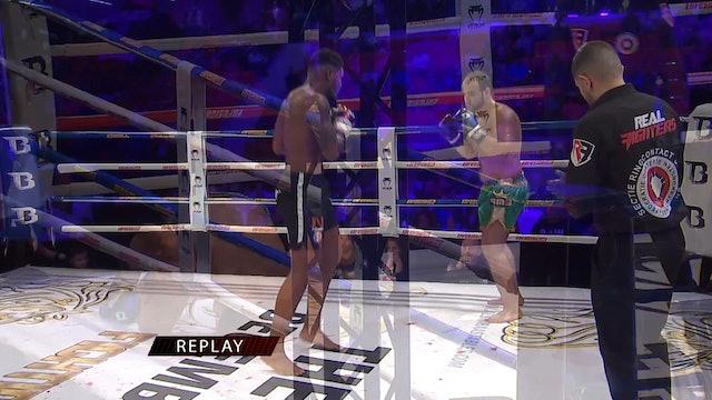 Enfusion #57 Luis Tavares (NLD) vs Mrad Akram (TUN) 02.12.2107