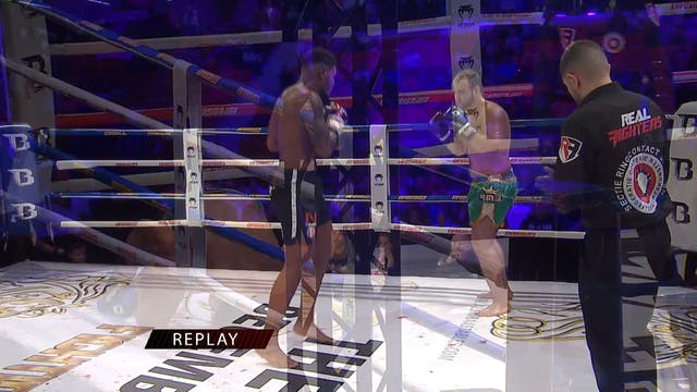 Enfusion #57 Luis Tavares (NLD) vs Mr...