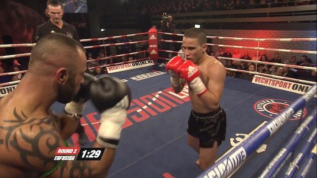 Enfusion  #10 Leon Zadeh (SYR) vs Ali Zoubai (NLD) 16.11.2013