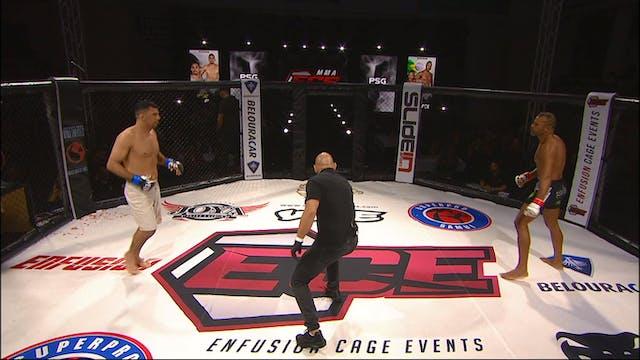 ECE #05  Isaac Dull (BRA) vs Vitor No...