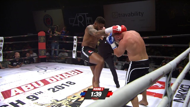 Enfusion #63 Luis Tavares (NLD) vs Fatih Ulusoy (TUR) 09.03.2018