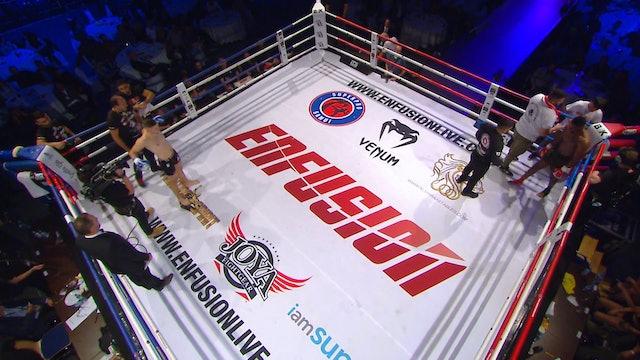 Enfusion #71 Jouri de Sousa (AGO) vs Robin Ciric (SRB) 20.09.2018