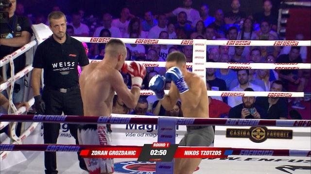 Enfusion #86  Nikos Tzotzos (GRE) vs Zoran Grozdanic (SRB) 28.06.2019