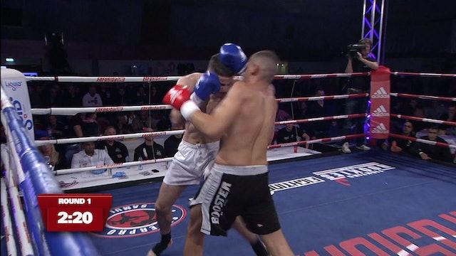 Rookies - Ibrahim El Boustati (MAR)vs  Bilal Boudal (MAR) 03.11.2013