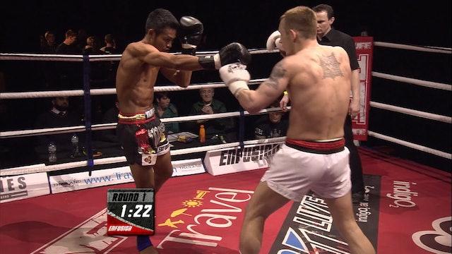 Enfusion #03  Michael Wakeling (GBR) vs Pajunsuk Superpro Samui (THA) 30.03.2013