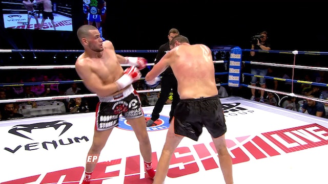 Enfusion #41 Ibrahim El Boustati (MAR) vs Filip Verlinden (BEL) 17.09.2016