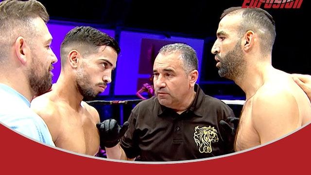 Enfusion #92 Maikel Garcia (ESP) vs Nordin Ben Moh (MAR) 06.12.2019