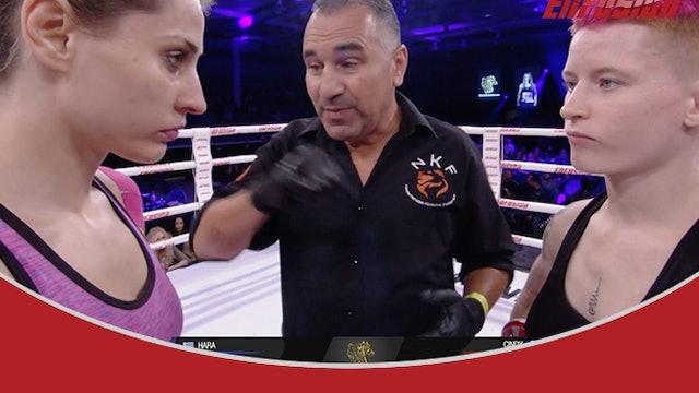 Enfusion #87 Cindy Silvestre (FRA) vs Hara Dimitroula (GRC) 07.09.2019