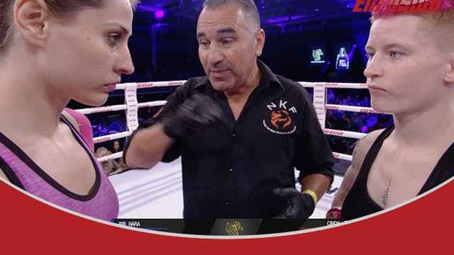 Enfusion #87 Cindy Silvestre (FRA) vs...