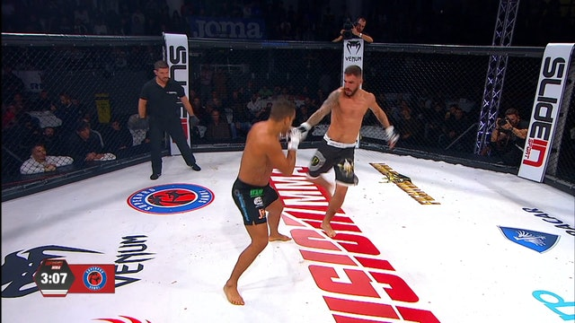 ECE #03  Bruno Carvalho (PRT) vs Bruno Santos (PRT) 10.11.2018