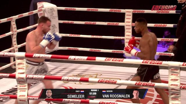Enfusion #98 Nordin Van Roosmalen (NLD) vs Endy Semeleer (NLD) 03.10.20