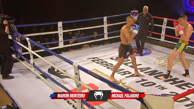 Enfusion #60 Michael Palandre (FRA) vs Marvin Monteiro (CPV)  10.02.2018